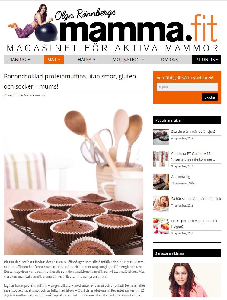 chokladmuffinsartikel