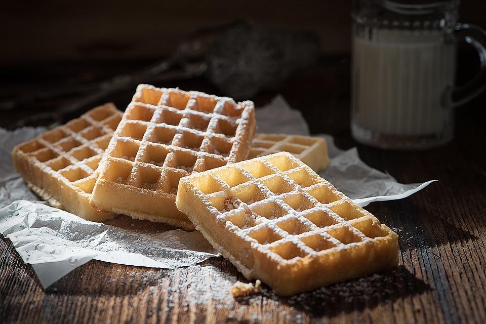 waffles-1262895_960_720
